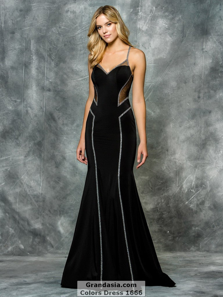 Colors 1666 Prom Dress