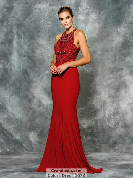 Colors 1673 Prom Dress