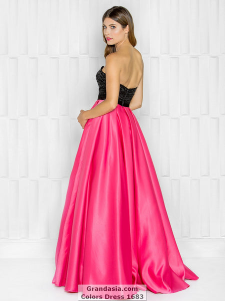 Colors 1683 Prom Dress