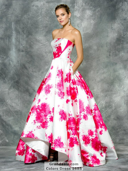 Colors 1685 Prom Dress