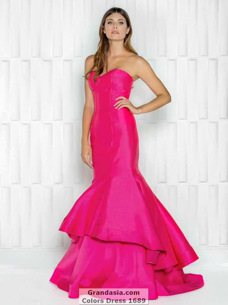 Colors 1689 Prom Dress
