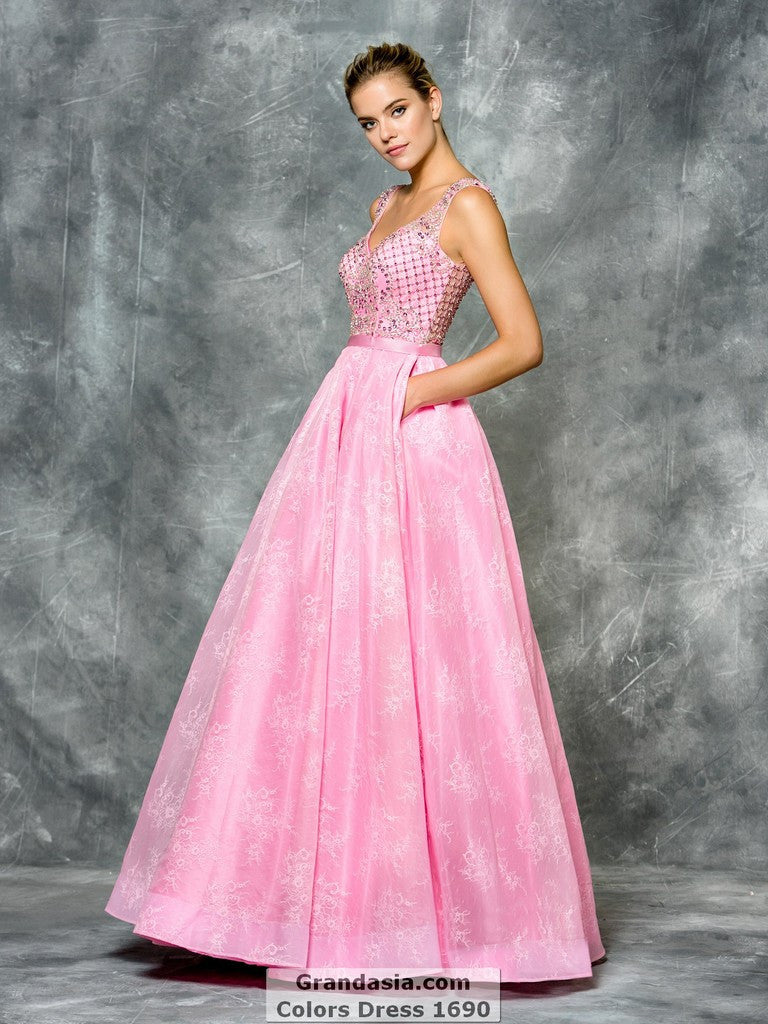 Colors 1690 Prom Dress
