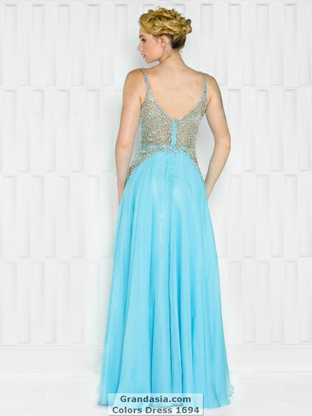 Colors 1694 Prom Dress