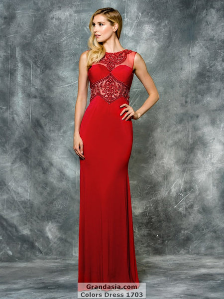 Colors 1703 Prom Dress