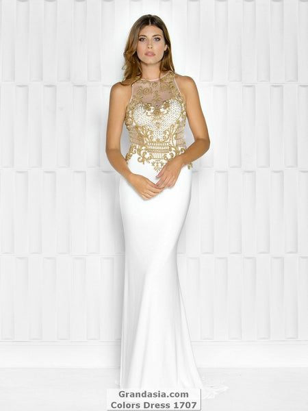 Colors 1707 Prom Dress