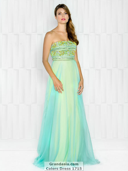 Colors 1715 Prom Dress