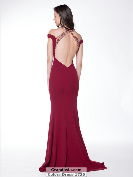 Colors 1726 Prom Dress