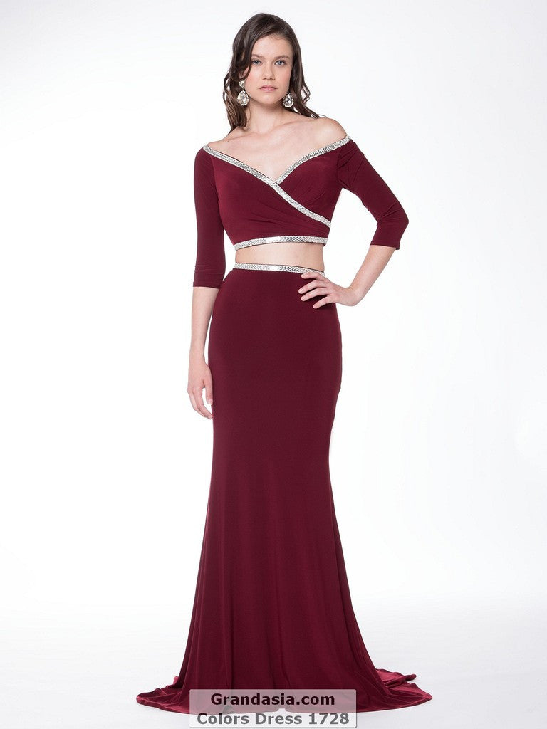 Colors 1728 Prom Dress