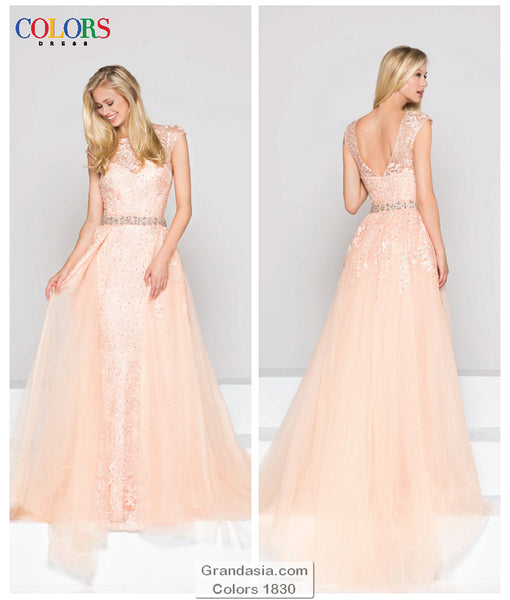Colors 1830 Prom Dress