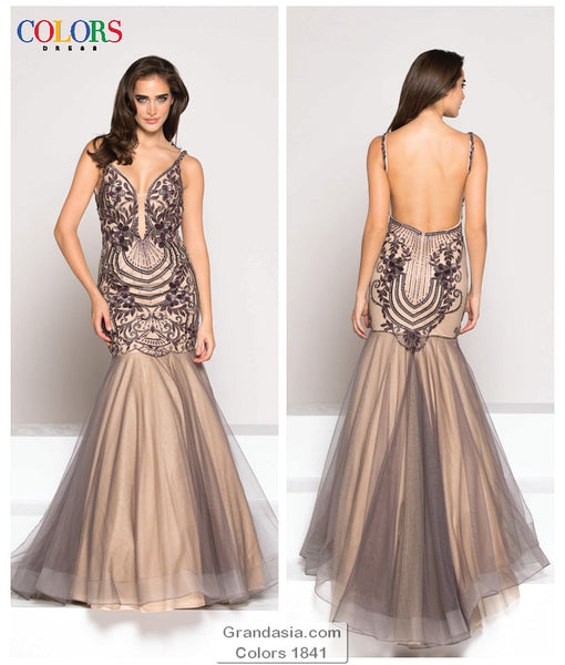 Colors 1841 Prom Dress