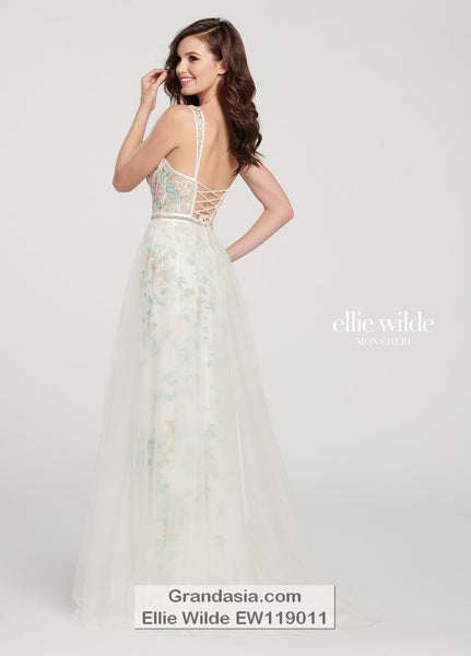 Ellie Wilde EW119011 Prom Dress