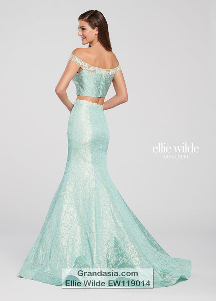 Ellie Wilde EW119014 Prom Dress