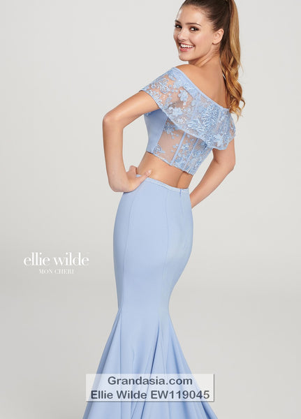 Ellie Wilde EW119045 Prom Dress