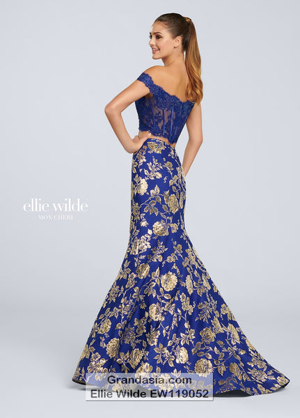 Ellie Wilde EW119052 Prom Dress