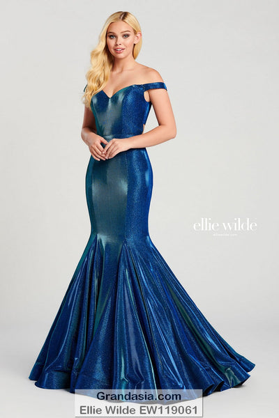 Ellie Wilde EW119061 Prom Dress