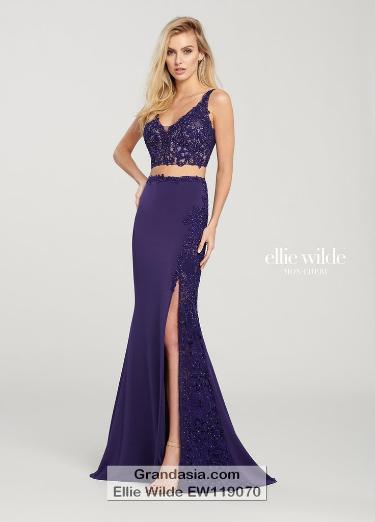 Ellie Wilde EW119070 Prom Dress