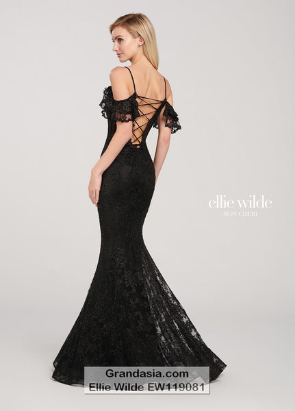 Ellie Wilde EW119081 Prom Dress
