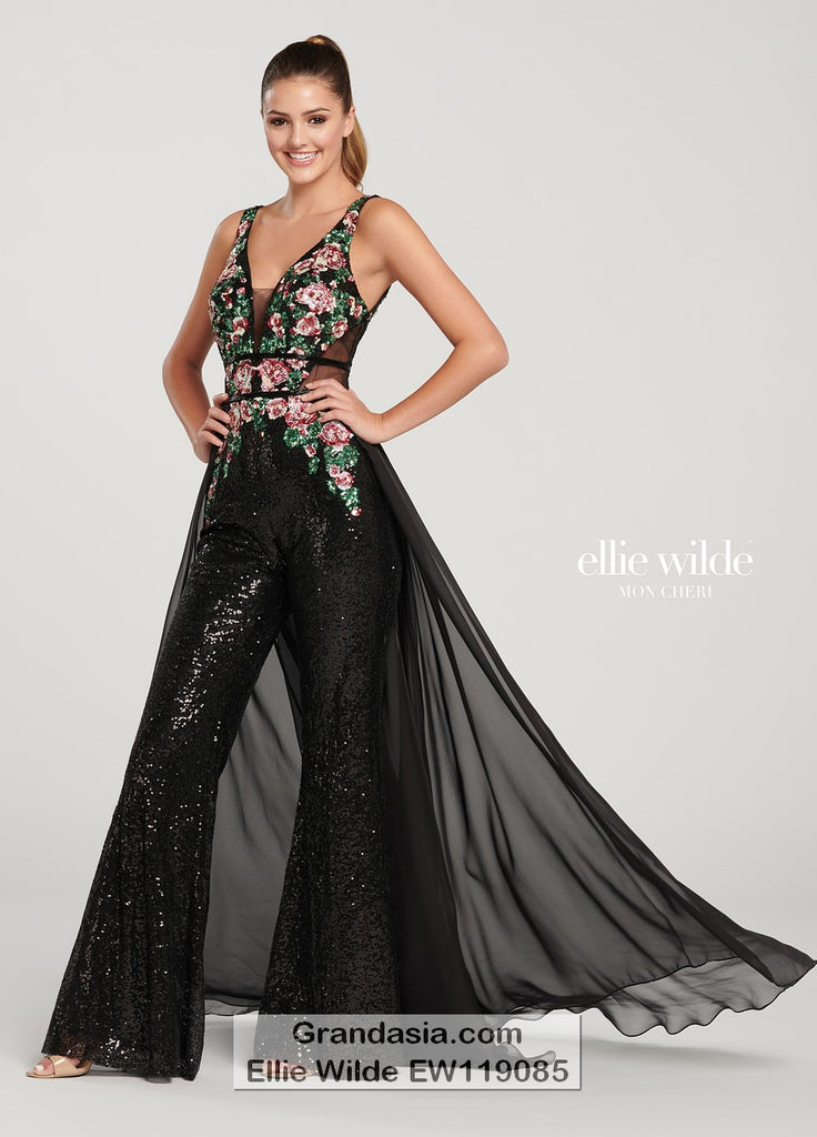 Ellie Wilde EW119085 Prom Dress