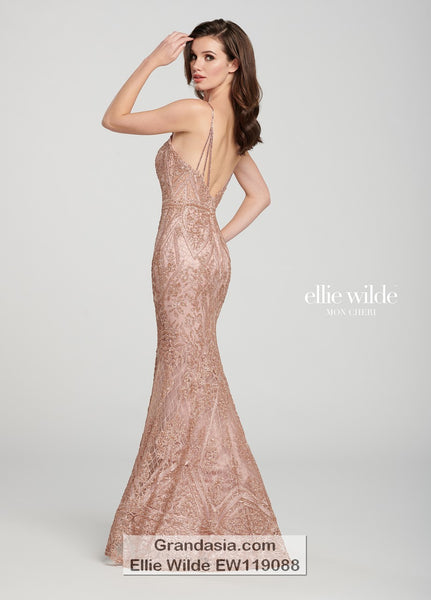 Ellie Wilde EW119088 Prom Dress