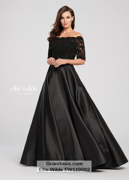 Ellie Wilde EW119092 Prom Dress