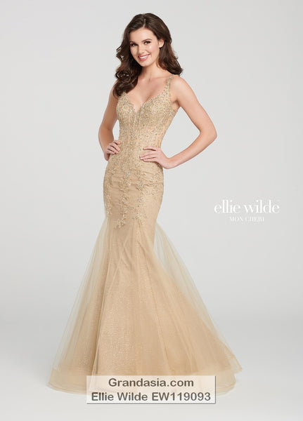 Ellie Wilde EW119093 Prom Dress