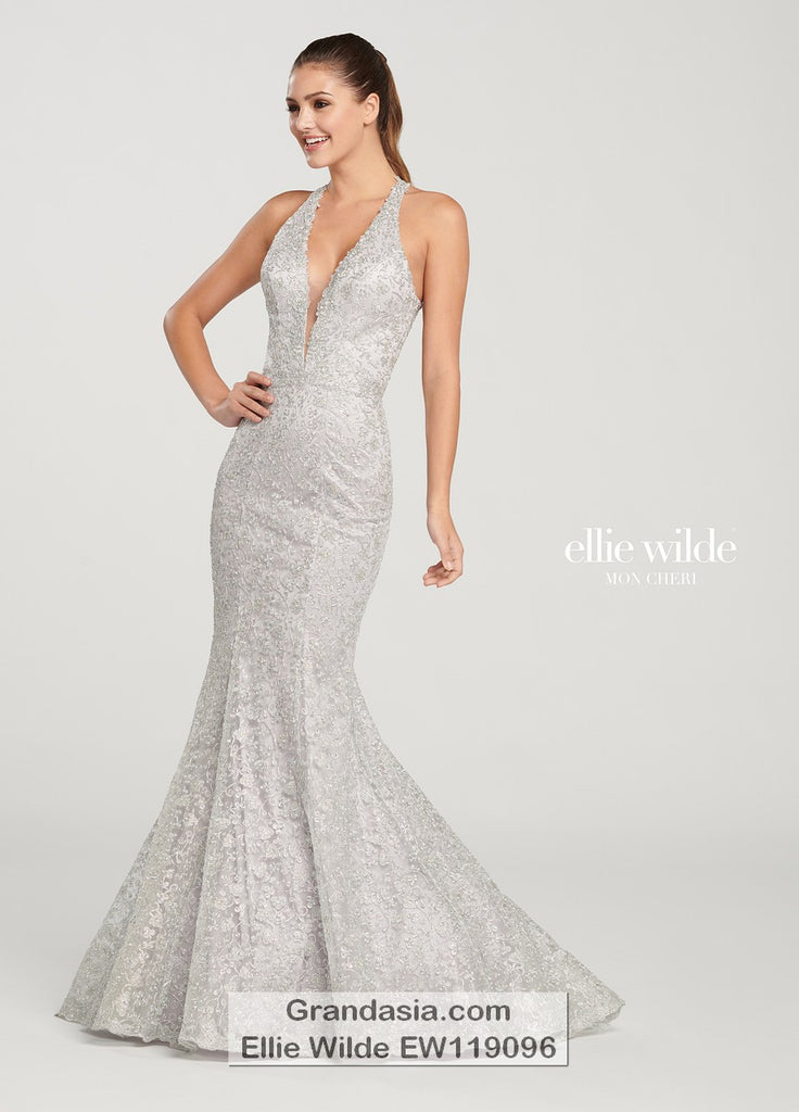 Ellie Wilde EW119096 Prom Dress