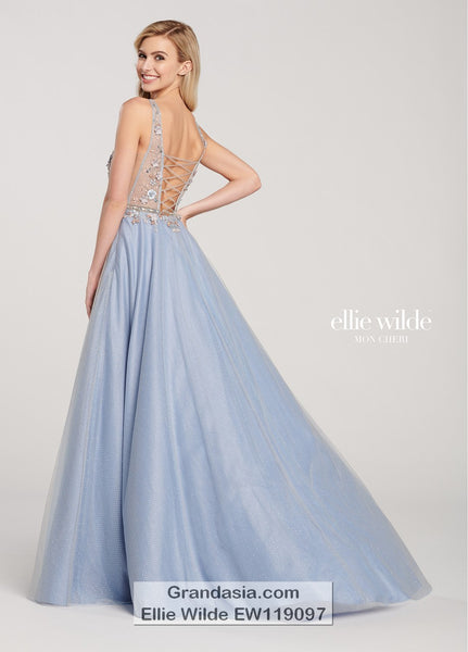 Ellie Wilde EW119097 Prom Dress
