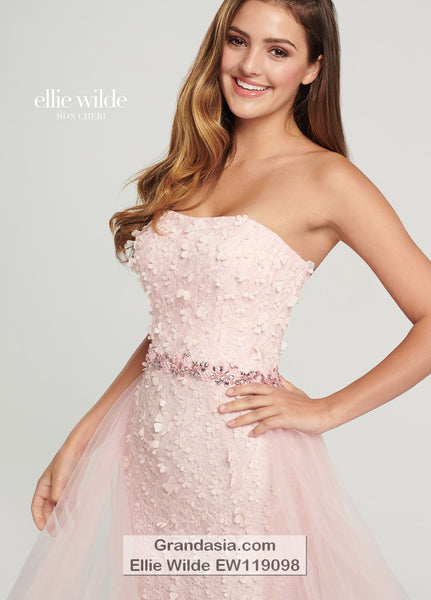 Ellie Wilde EW119098 Prom Dress