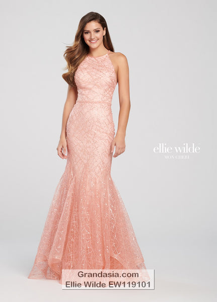 Ellie Wilde EW119101 Prom Dress
