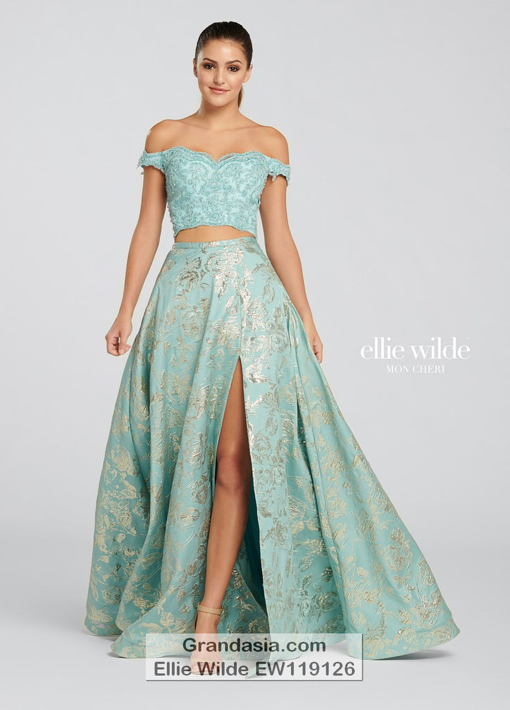 Ellie Wilde EW119126 Prom Dress