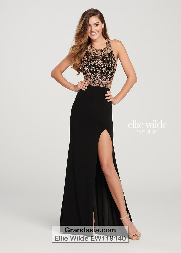Ellie Wilde EW119140 Prom Dress