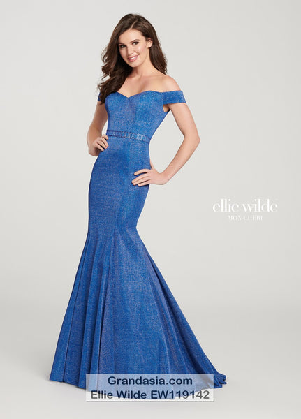 Ellie Wilde EW119142 Prom Dress