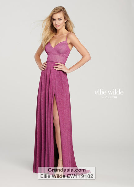 Ellie Wilde EW119182 Prom Dress