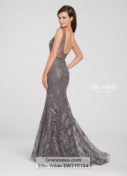 Ellie Wilde EW119184 Prom Dress