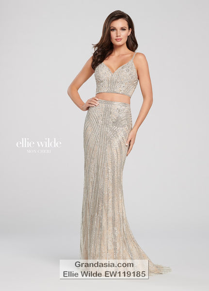 Ellie Wilde EW119185 Prom Dress