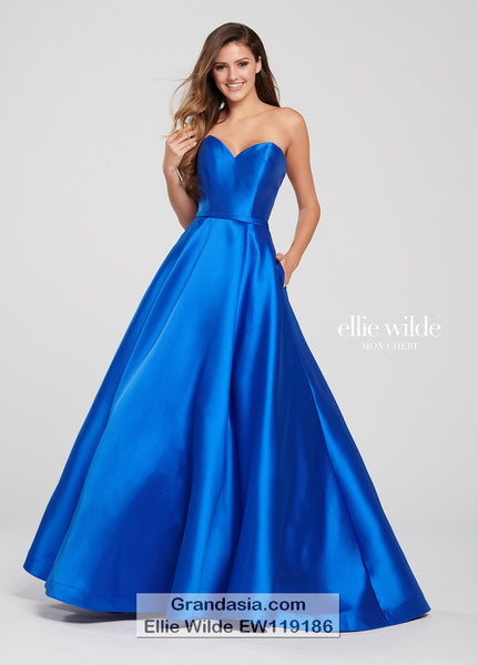 Ellie Wilde EW119186 Prom Dress
