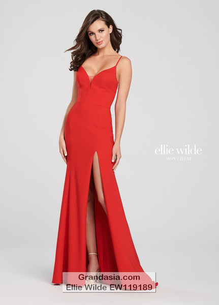 Ellie Wilde EW119189 Prom Dress