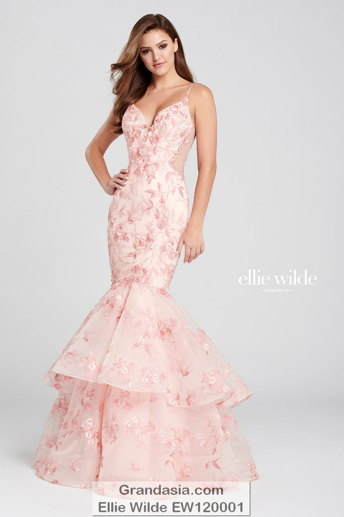 Ellie Wilde EW120001 Prom Dress