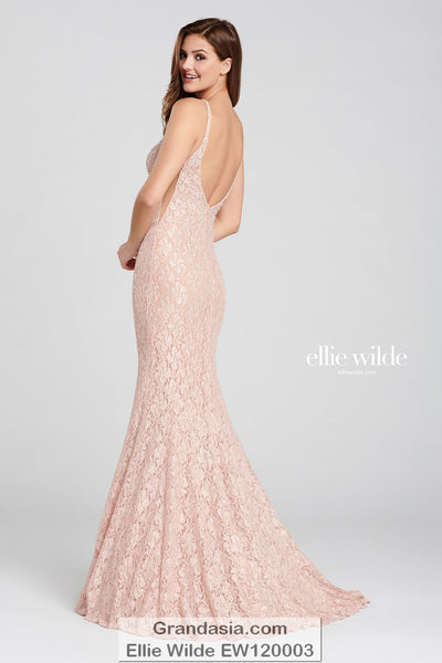 Ellie Wilde EW120003 Prom Dress