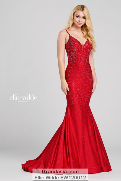 Ellie Wilde EW120012 Prom Dress