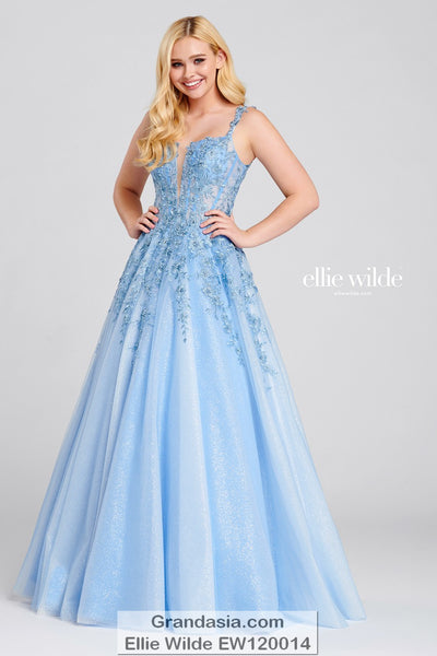 Ellie Wilde EW120014 Prom Dress