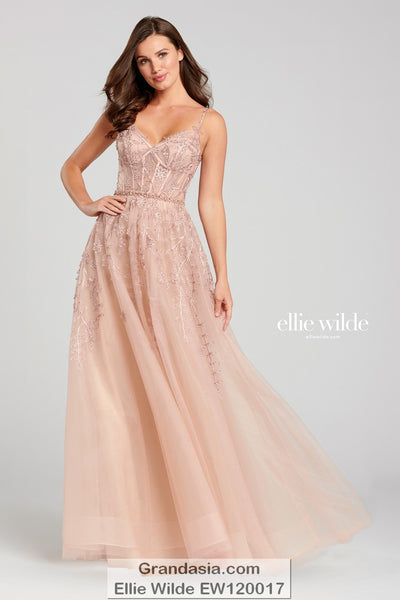Ellie Wilde EW120017 Prom Dress