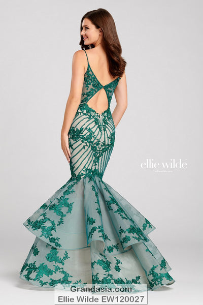 Ellie Wilde EW120027 Prom Dress