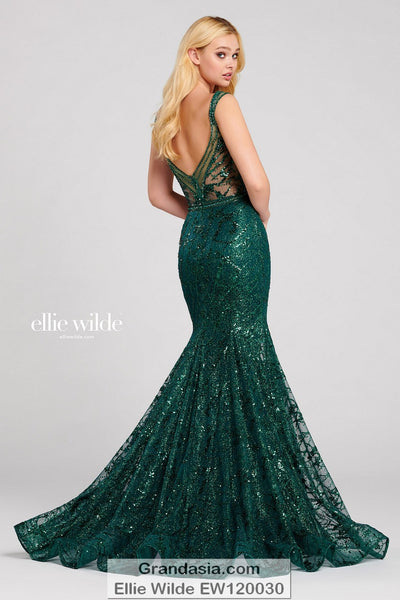Ellie Wilde EW120030 Prom Dress