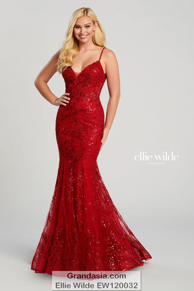 Ellie Wilde EW120032 Prom Dress