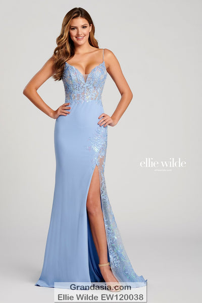 Ellie Wilde EW120038 Prom Dress