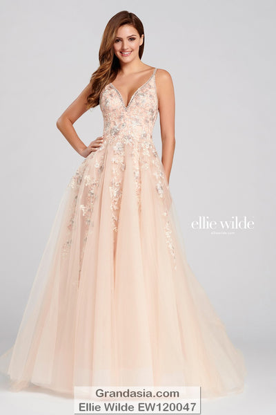 Ellie Wilde EW120047 Prom Dress