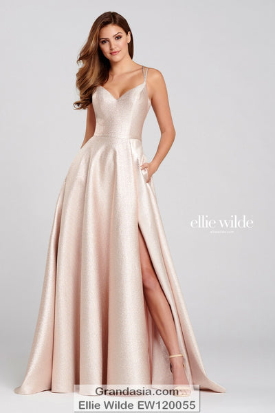Ellie Wilde EW120055 Prom Dress