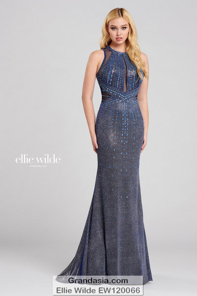 Ellie Wilde EW120066 Prom Dress