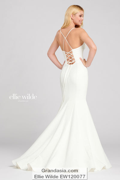 Ellie Wilde EW120077 Prom Dress